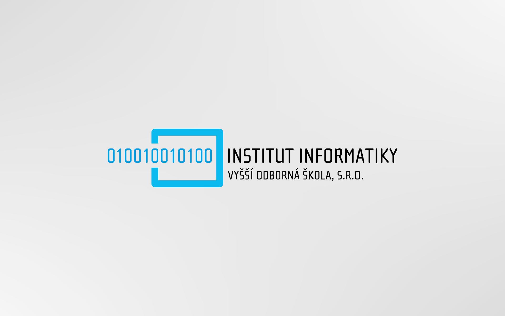2005-Institut-informatiky-logo