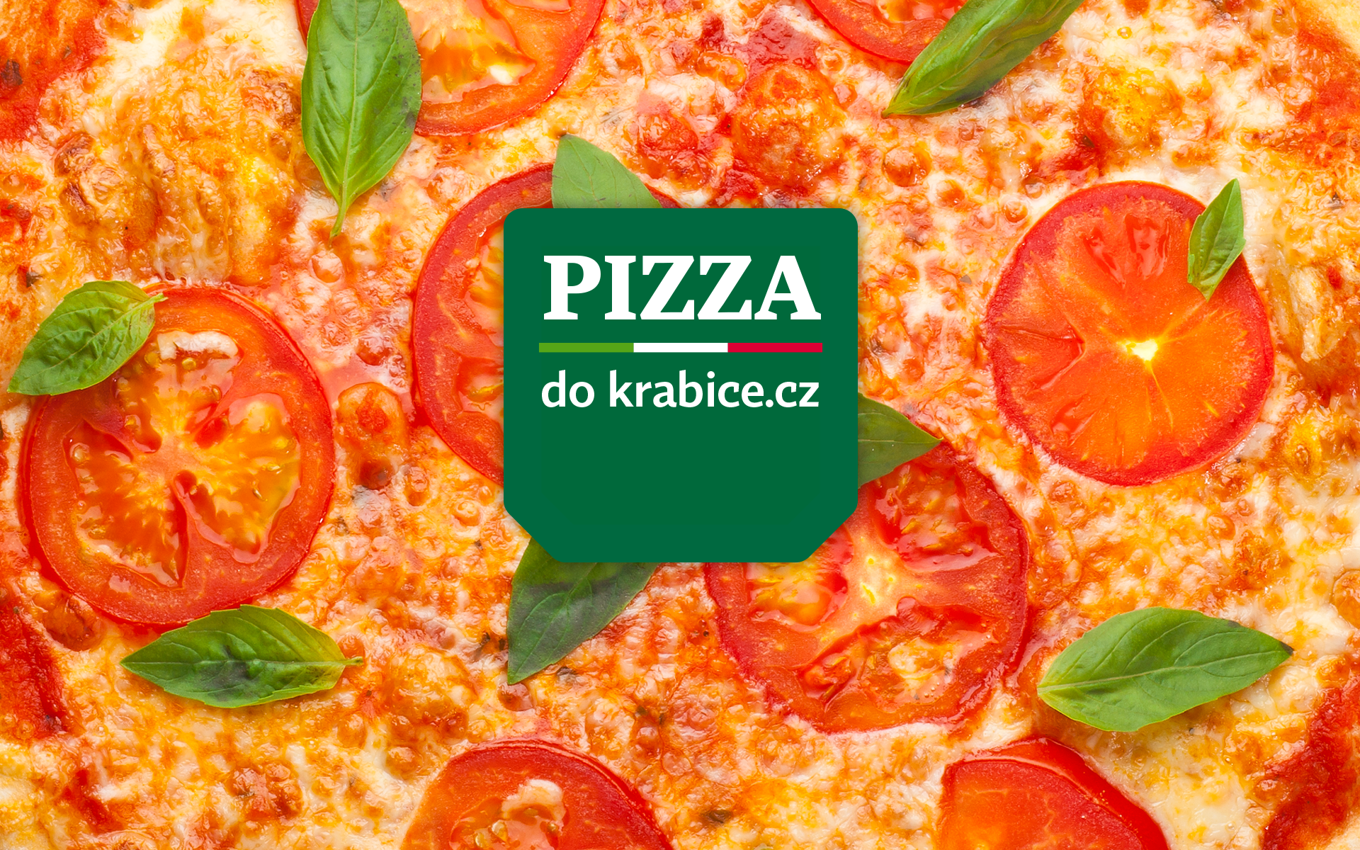Pizza do krabice